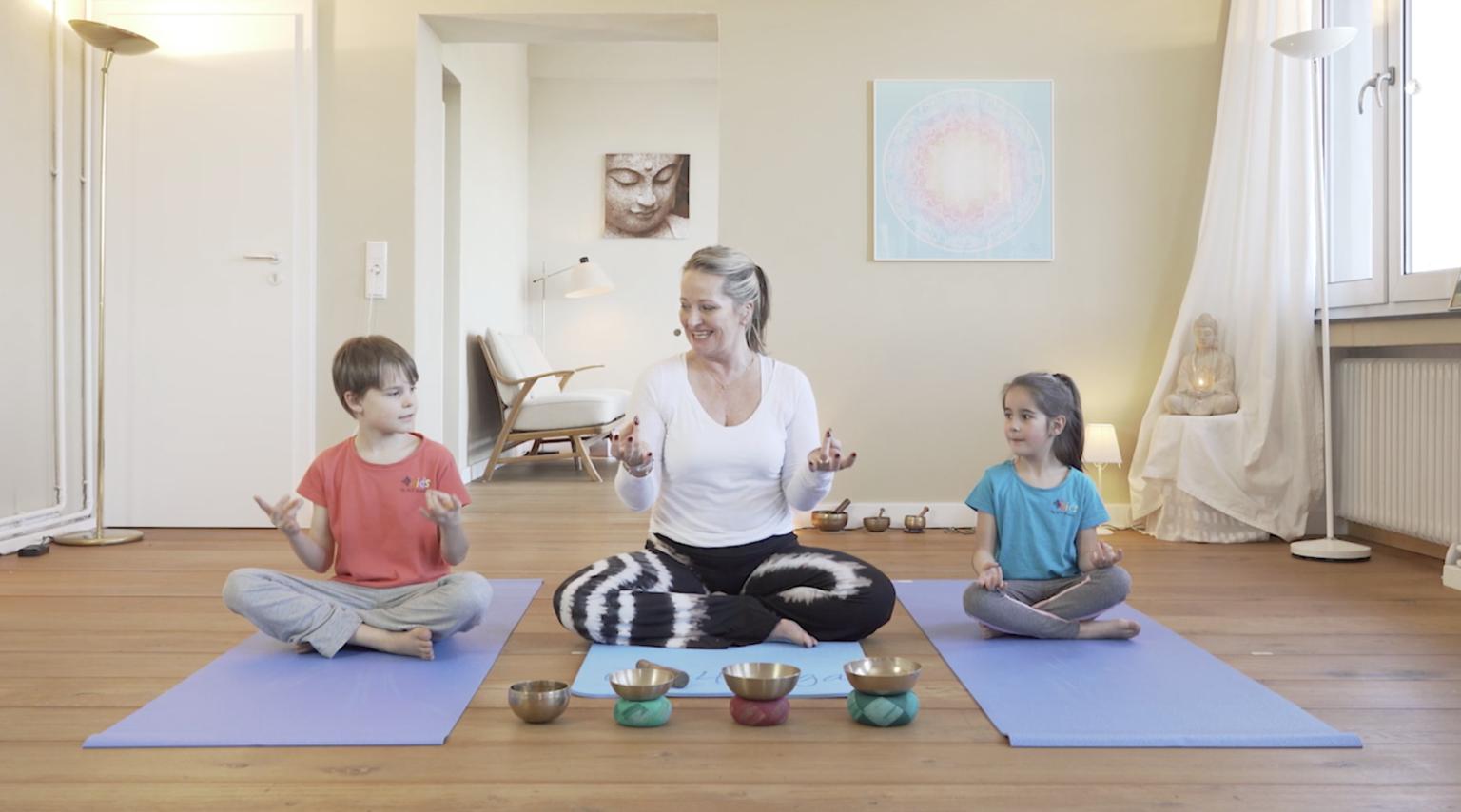 Yoga Lehrer Ausbildung und Entwicklung Kids4Yoga