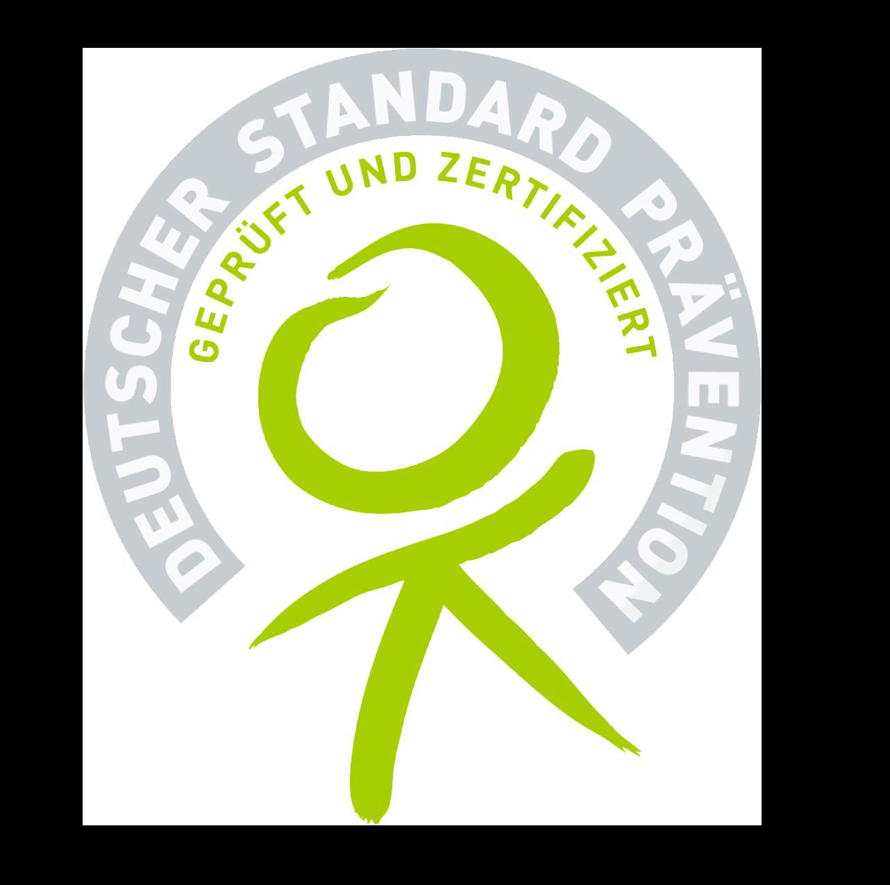 Prüfsiegel Deutscher Standard Prävention