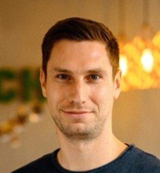 Florian Klar – Food Startup ∙ Superfood Catering ∙ Ernährung